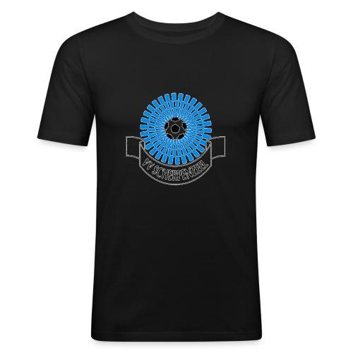 V.V.Scherpenzeel - Mannen slim fit T-shirt