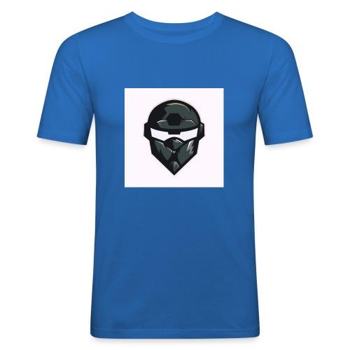 Mainlogo - Herre Slim Fit T-Shirt