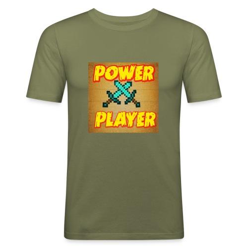 NUOVA LINEA POWER PLAYER - Maglietta aderente da uomo