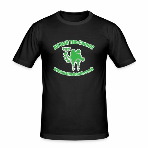 All Hail The Camel! - Men's Slim Fit T-Shirt