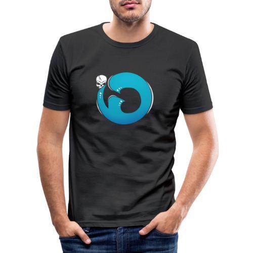 Logo iG | Team Esport - T-shirt près du corps Homme