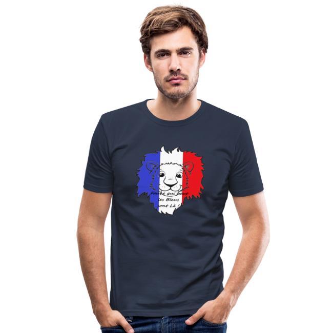 Lion supporter France