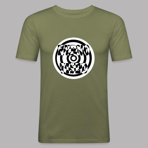 HYPNO-TISED - Men's Slim Fit T-Shirt