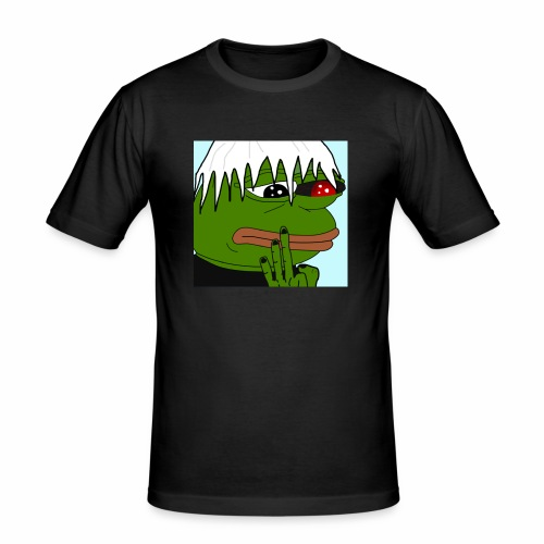 Tokyo Pepe - Männer Slim Fit T-Shirt