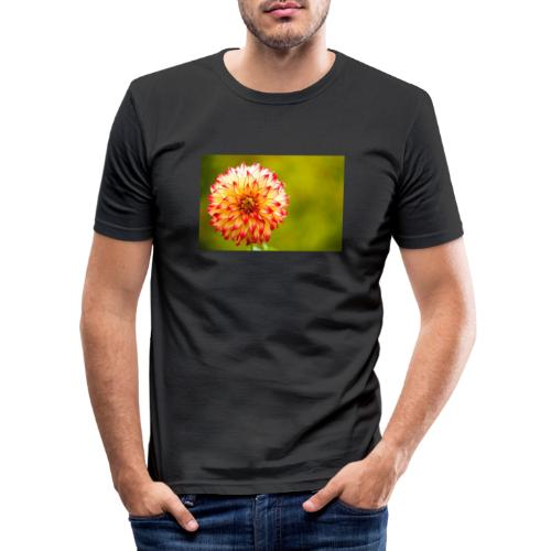 Blomst - Herre Slim Fit T-Shirt