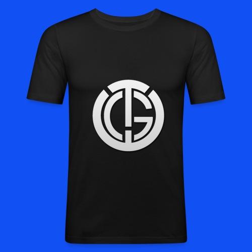 TGE png - Men's Slim Fit T-Shirt