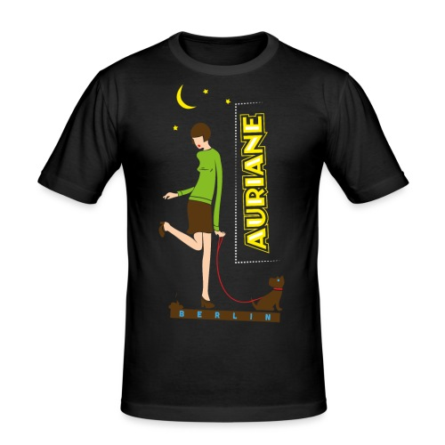 Berliner Luft - Männer Slim Fit T-Shirt