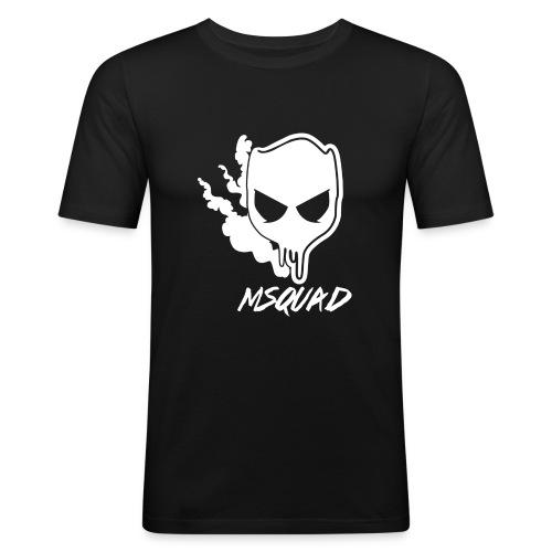 M-Squad T-Shirt - Miesten tyköistuva t-paita