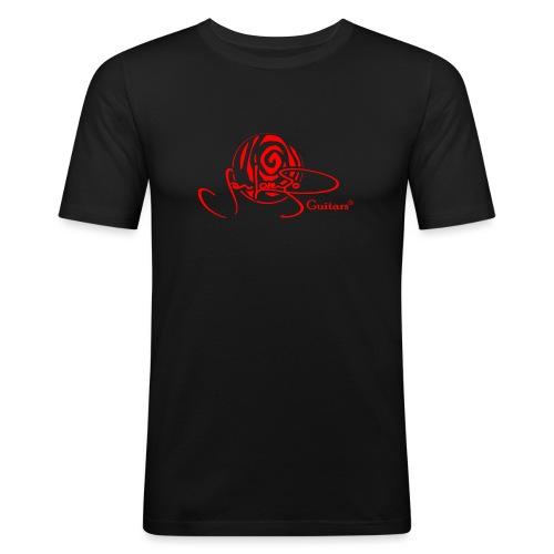 San Lorenzo Guitars - T-shirt près du corps Homme