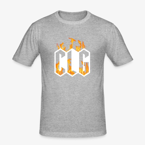 CLG DESIGN - T-shirt près du corps Homme