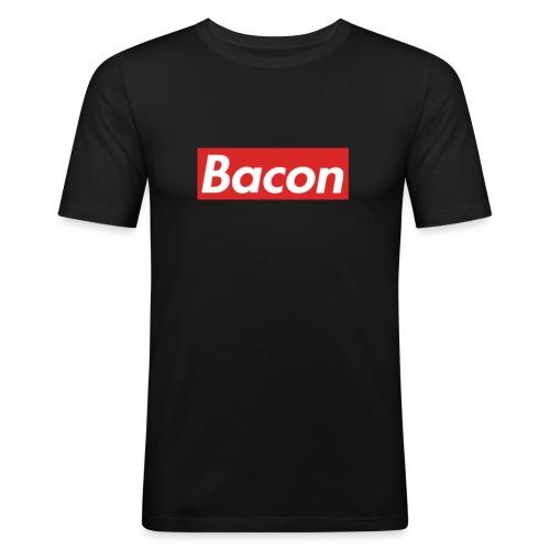 Bacon - Slim Fit T-shirt herr
