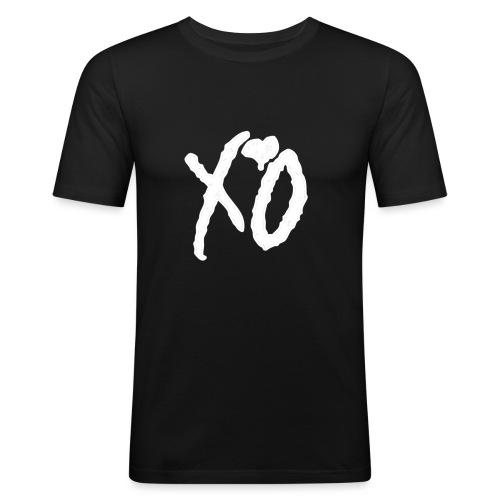 XO - Mannen slim fit T-shirt