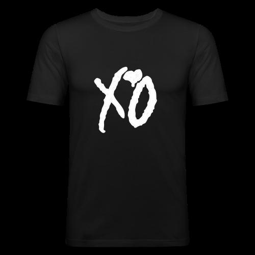 XO - slim fit T-shirt