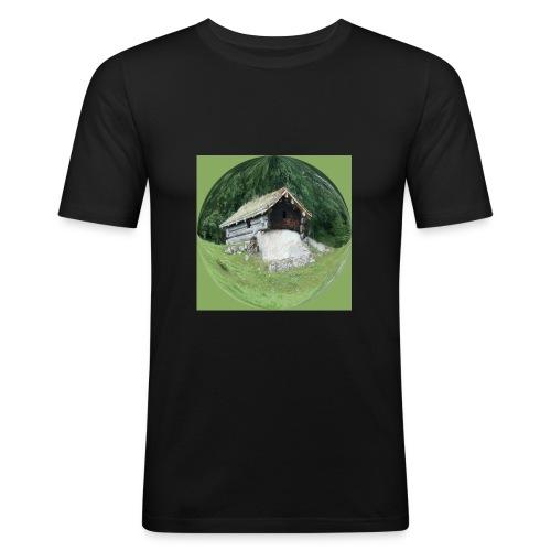 ivarstua c1 - Slim Fit T-skjorte for menn