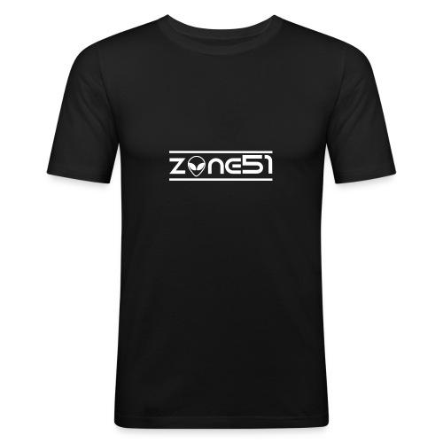 CARTEZ51 gif - T-shirt près du corps Homme