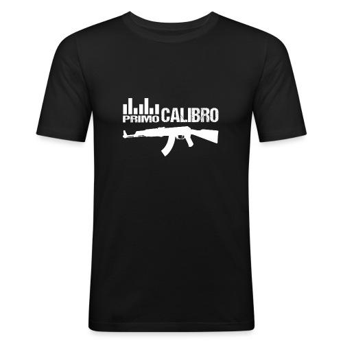 Primo Calibro - Maglietta aderente da uomo