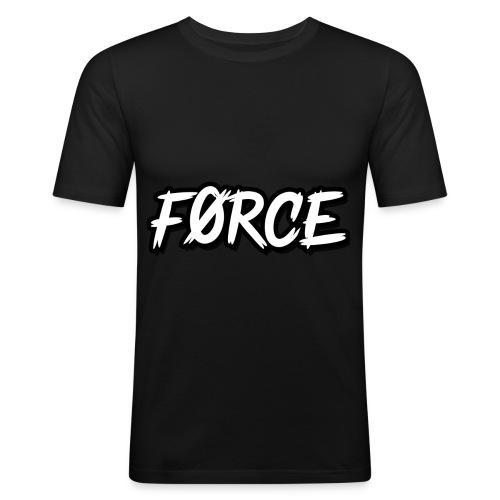 K - Mannen slim fit T-shirt
