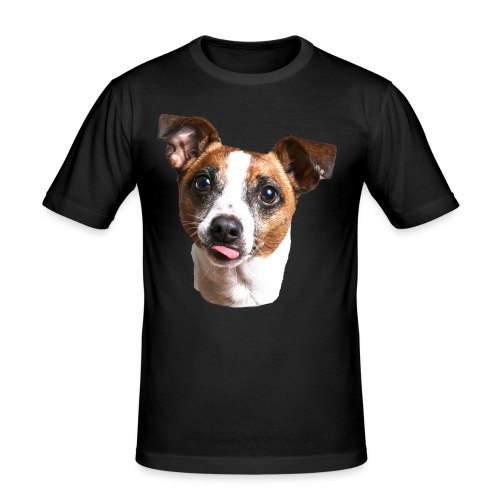 Jack Russell - Men's Slim Fit T-Shirt