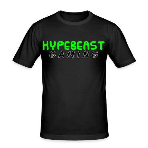 Hypebeast Texy - Men's Slim Fit T-Shirt