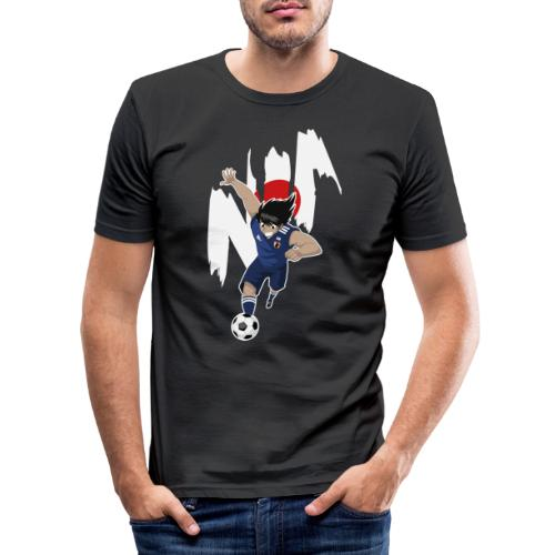 HYUGA JAPAN - COUPE DU MONDE - RUSSIE 2018 - T-shirt près du corps Homme