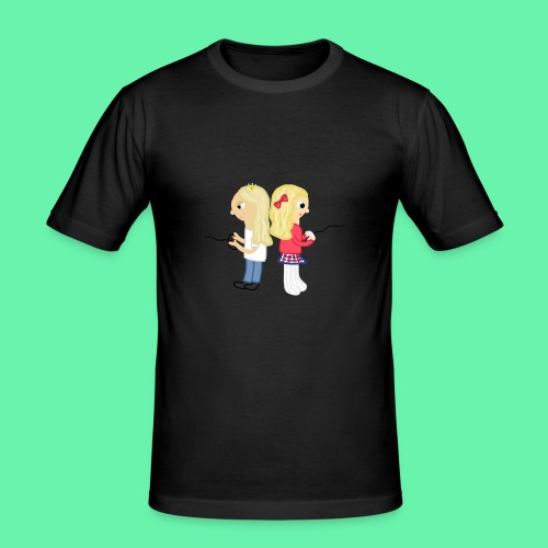 Gaming - Slim Fit T-shirt herr