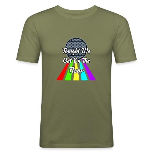 Dance Party - Männer Slim Fit T-Shirt