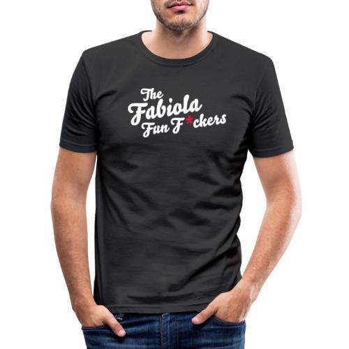 La Fabiola Fun F * ckers - T-shirt près du corps Homme