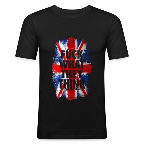 England - T-shirt près du corps Homme