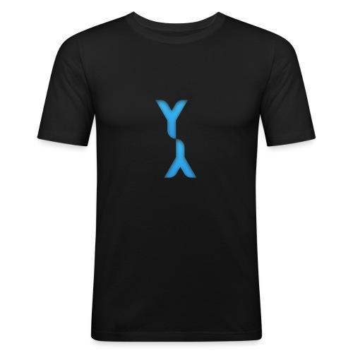 Logo Officel Yandaillou - T-shirt près du corps Homme