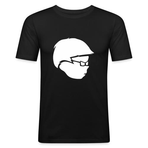 PVMAGKVIDEOS LOGO - Mannen slim fit T-shirt