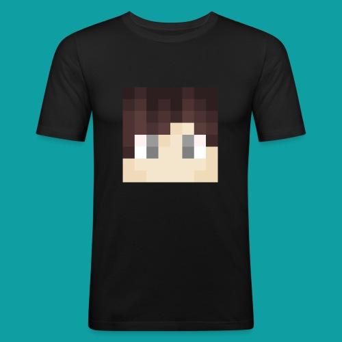 Craptian MClogo - Men's Slim Fit T-Shirt