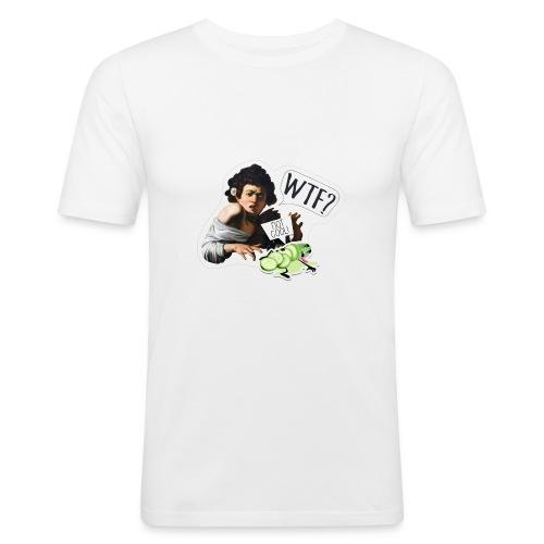 WTF - Camiseta ajustada hombre