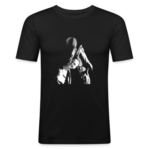 Amor único - Camiseta ajustada hombre