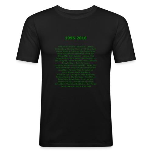 tekening4 - slim fit T-shirt