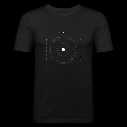 Logo moon #1 - T-shirt près du corps Homme