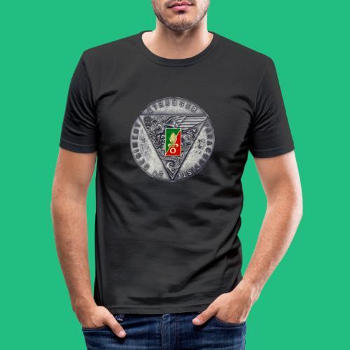 rep - T-shirt près du corps Homme