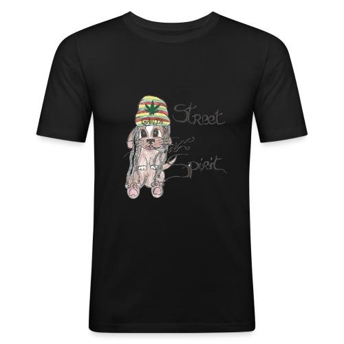 ganjac png - T-shirt près du corps Homme