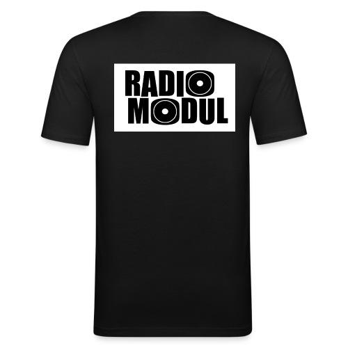 radiofreigst png - Men's Slim Fit T-Shirt