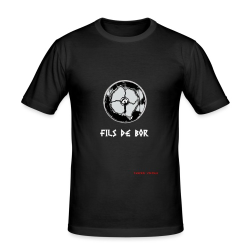 filsDeBOR - T-shirt près du corps Homme