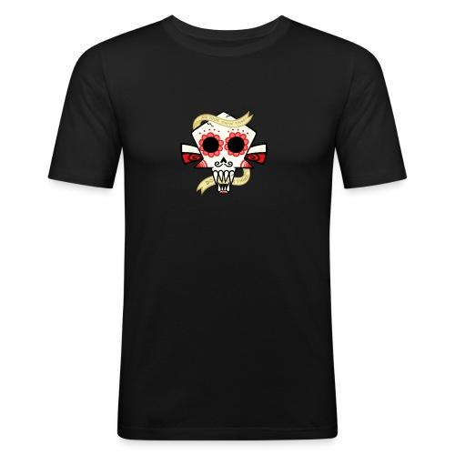 Loco Monkey - T-shirt près du corps Homme