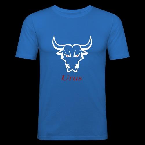 Taureau Urus 2 - T-shirt près du corps Homme