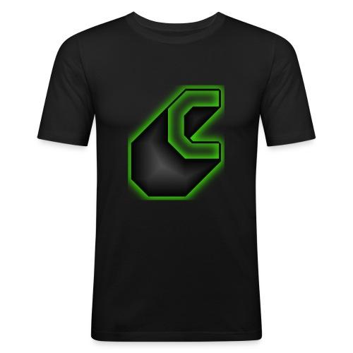cooltext183647126996434 - Mannen slim fit T-shirt