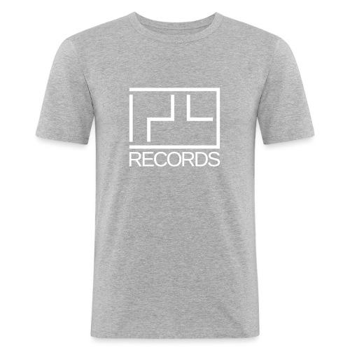 129 Records - Men's Slim Fit T-Shirt
