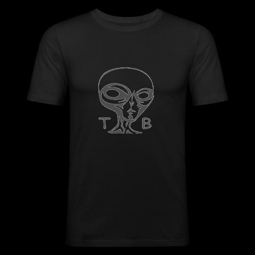 Team_Beamer Classic´s - Männer Slim Fit T-Shirt