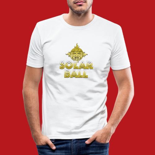 Solar Ball - T-shirt près du corps Homme