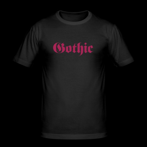 Gothic - Männer Slim Fit T-Shirt