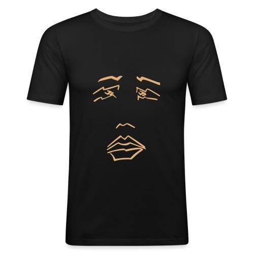 gräuslich - Männer Slim Fit T-Shirt