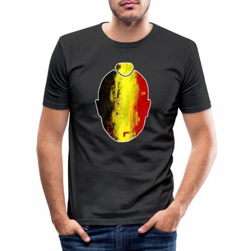 Ninja #ALLFORRADJA - Mannen slim fit T-shirt