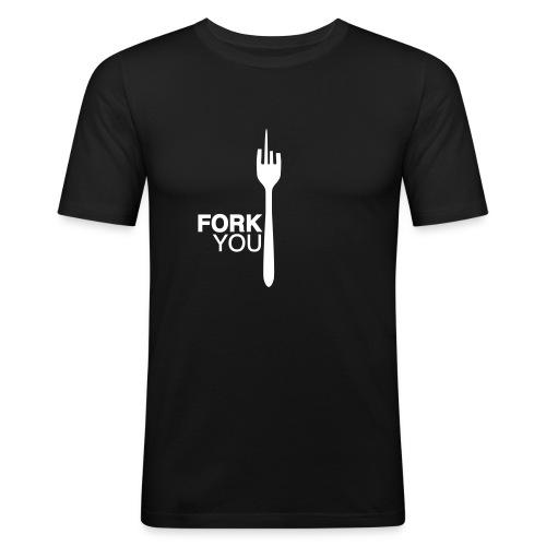 forkyou - slim fit T-shirt