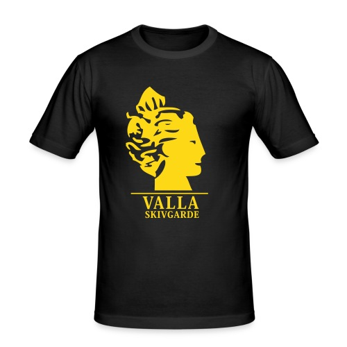 vallalogga2 - Slim Fit T-shirt herr